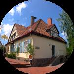 Eingang zur Heimatstube Elbingerode – Museen Südniedersachsen