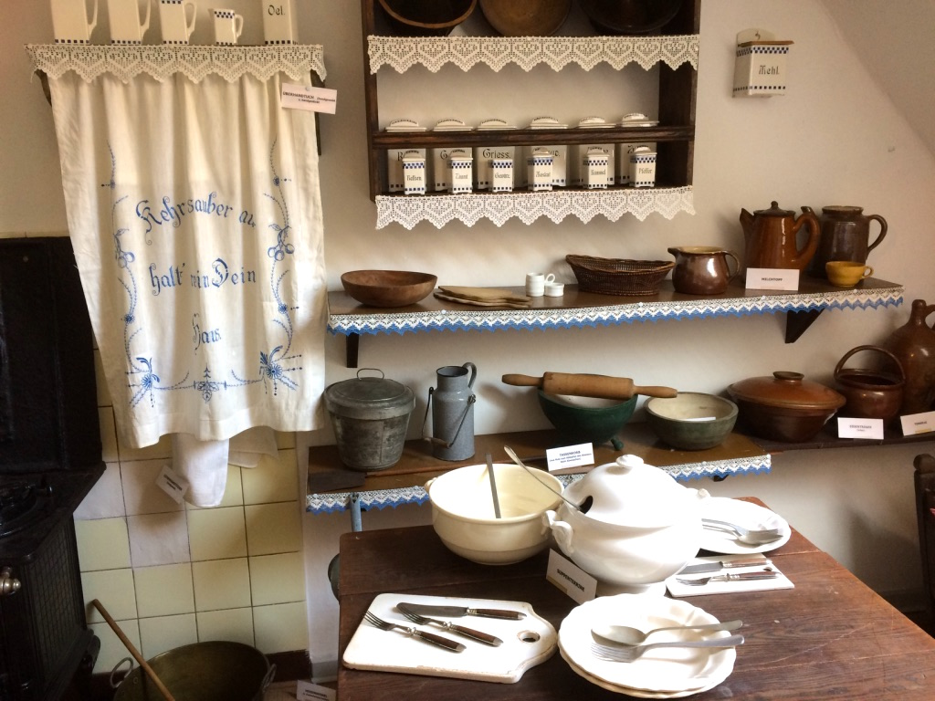 Bauernküche im Heimatmuseum Rhüden – Heimat.Museum.Südniedersachsen