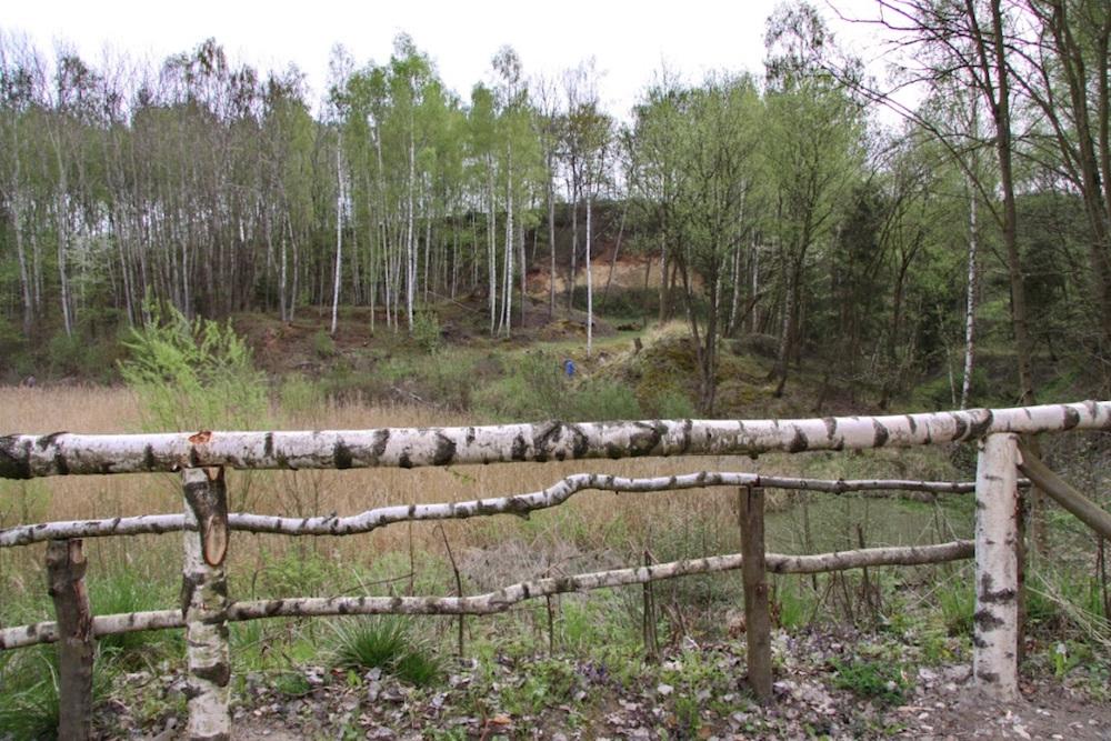 Blick über die Tongrube Willershausen – Heimat.Museum.Südniedersachsen