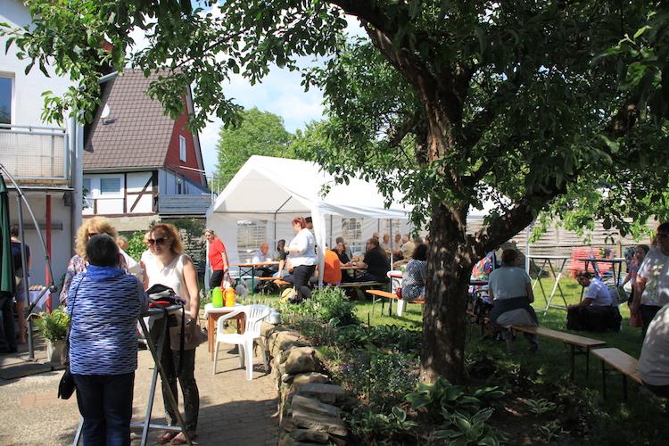 Internationaler Museumstag 2018 im geplanten Dorfmuseum Meierhof in Hattorf.