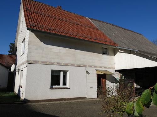 Hermanns Wohnhaus in Wulften. Foto: Kalla